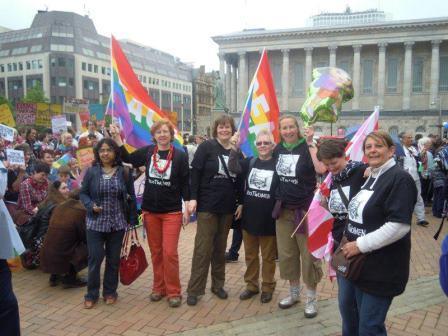 Boot Women Birmingham Pride